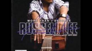 "RUSSELL LEE ""MORE THAN I DESERVE"" -. SUNSHINE"