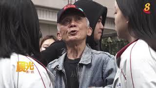 """晨光第一线:人间处处有温情 台湾民间组织助街友""""转型"""""""