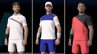 Wie zum Download Real-Spieler in AO Tennis