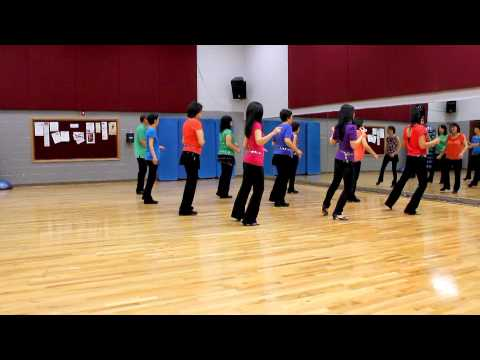 Fly High - Line Dance (Dance & Teach in English & 中文)