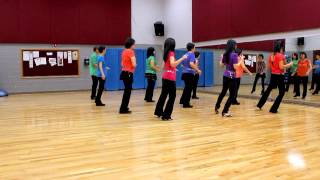 Fly High - Line Dance (Dance & Teach in English & 中文)