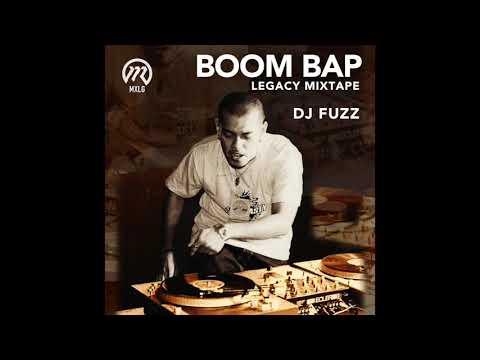 Keep It Raw -  DJ Fuzz Ft Rawland (Boom Bap Legacy Mixtape)