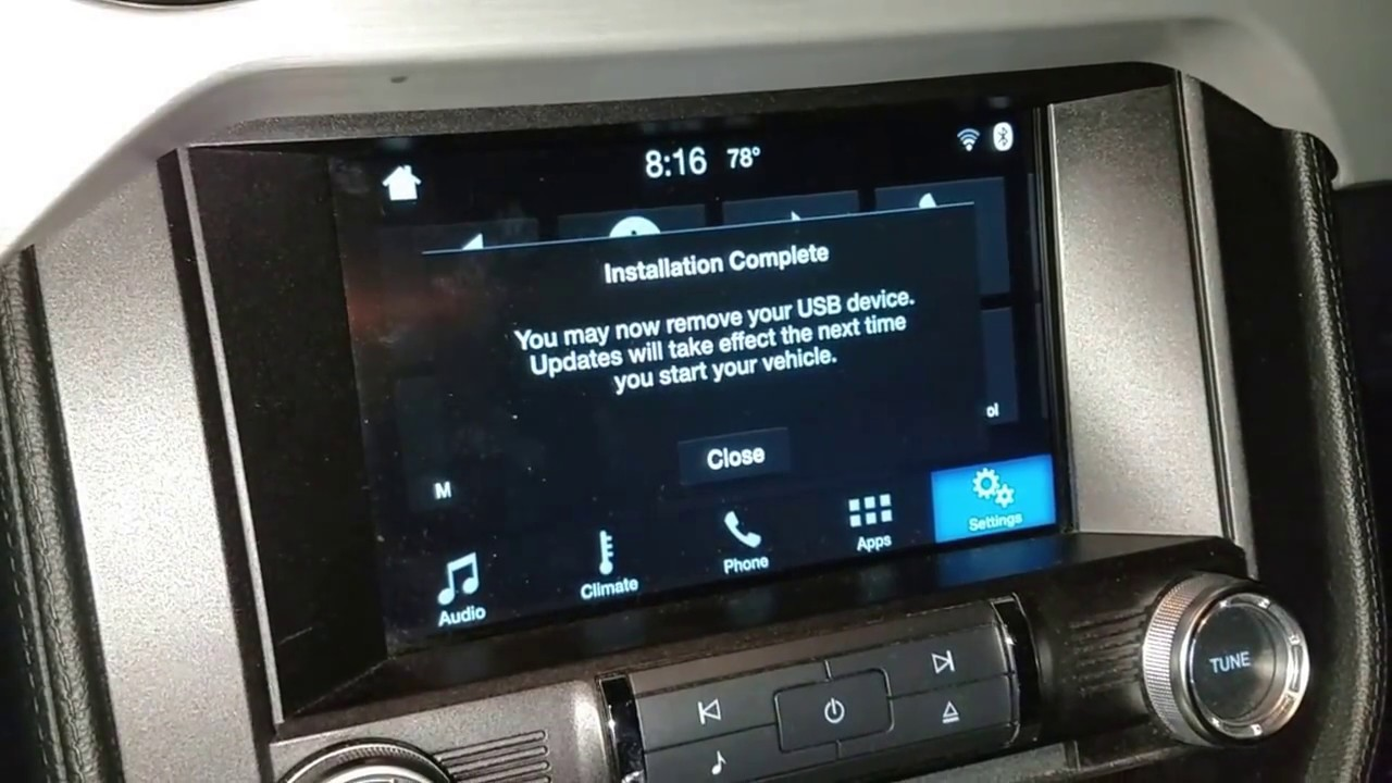 ⛔ Ford sync 3 navigation update download | New SYNC Software Update
