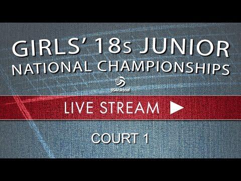 2017 GJNC18s Sunday, April 23 - Court 1