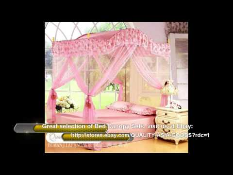 Beautiful Bed Canopy Sets Easier Than DIY Do It Yourself