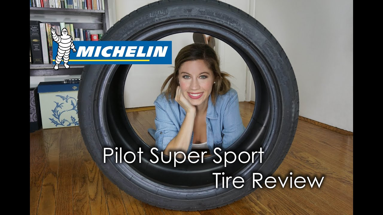 Michelin Pilot Super Sport Tire Review Youtube