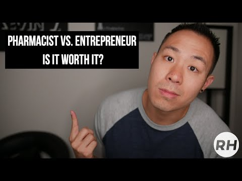 Pharmacist vs Entrepreneur | Is it worth it? | Live Stream