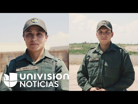 The Border Patrol is looking for more agents: Univision went