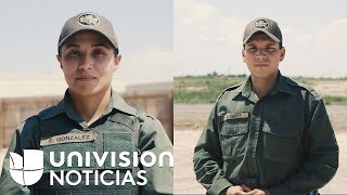 The Border Patrol is looking for more agents: Univision went along to observe the military-style tra
