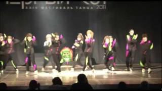 Танцевальный коллектив Point - Черный Кот 2011