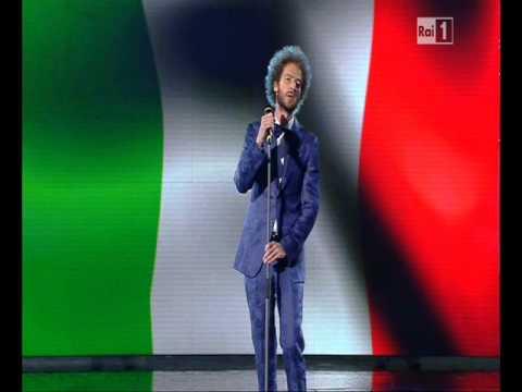 Tricarico - Tre colori - Sanremo 2011