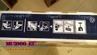 How To Samsung NEW Model MU7000 43inch UHD 4K TV Review 2018 HD Bangla