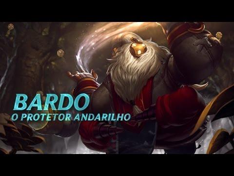 Campeão em Destaque: Bardo, o Protetor Andarilho