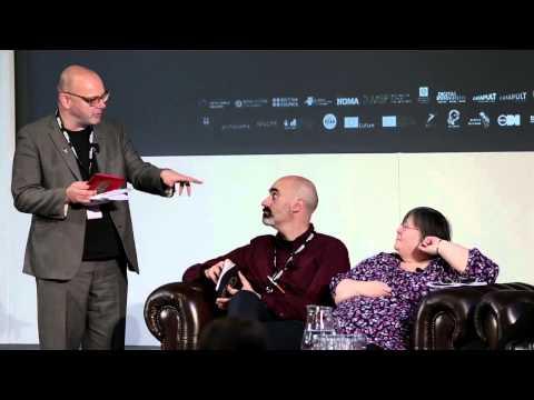 FE 2015: Pat Kane / Sue Murphy / Jarmo Eskelinen / Gabriella Gomez Mont / Enric Hidalgo