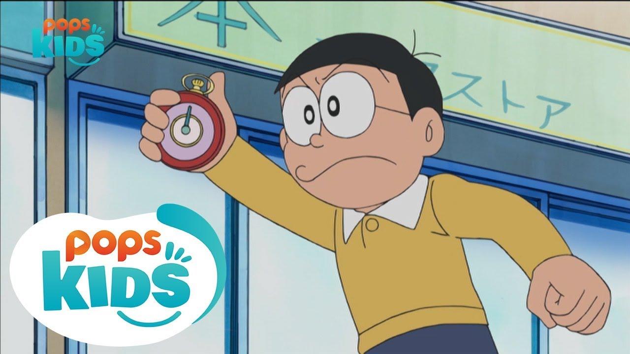 [S6] Hoạt Hình Doraemon Tiếng Việt – Thời Gian Ơi Chuyển Động Nào