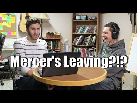 Mercer's Leaving?!? | Liberty Film Podcast Segment