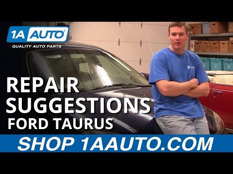 Auto Repair: Ford Taurus How To Videos Give us Your Suggestions – 1AAuto.com