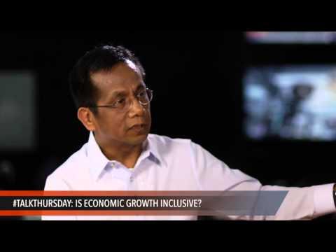 #TalkThursday: Is economic growth inclusive?