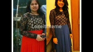 How I Lost 12 Kg Weight with Home Remedies- Weight Loss Tips!