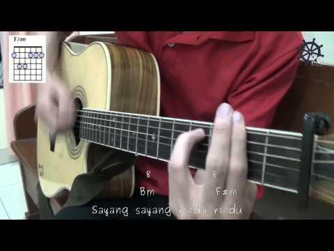 5 MENIT Belajar Kunci Dan Genjrengan Gitar (Let It Be My Way - Andien)