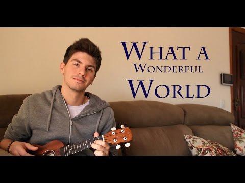 What a Wonderful World (Ukulele Version) - Cover