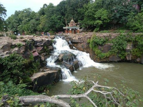 Kuili-ghughar waterfall, Dist Jharsuguda, Odisha