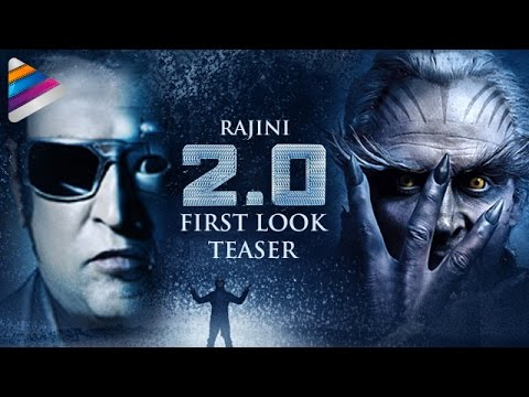 Rajinikanth Robo 2 First Look Teaser | Akshay Kumar | Rajinikanth 2 Point 0 | Shankar | Fan Made