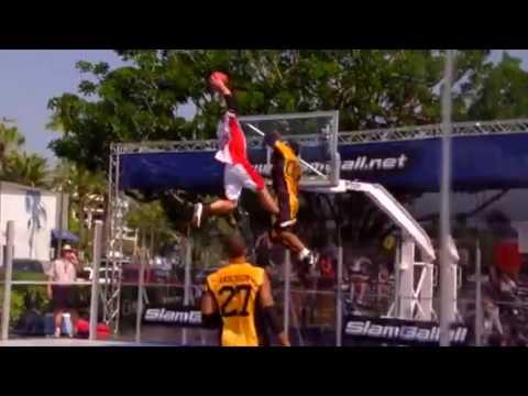 SLAMBALL : Le meilleur sport du monde