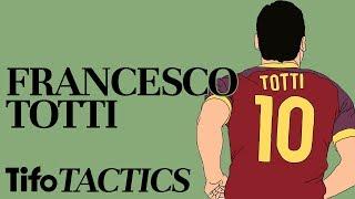 The Role Of Francesco Totti | Tactical Profile