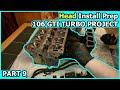 #7 PART 1 - Cylinder Head Install [106 GTI]