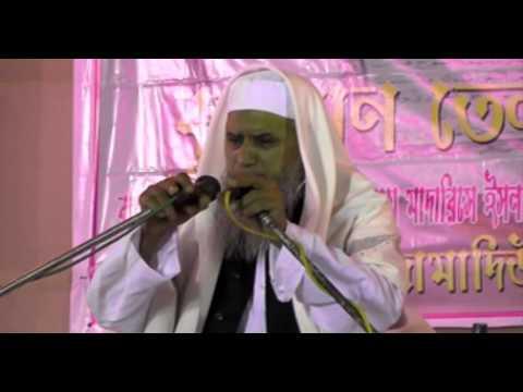Qari Abdur Rauf Bulandsahri in Musabaqatul Qur'an, Part-1