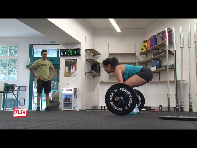 Luçon : le sport façon CrossFit