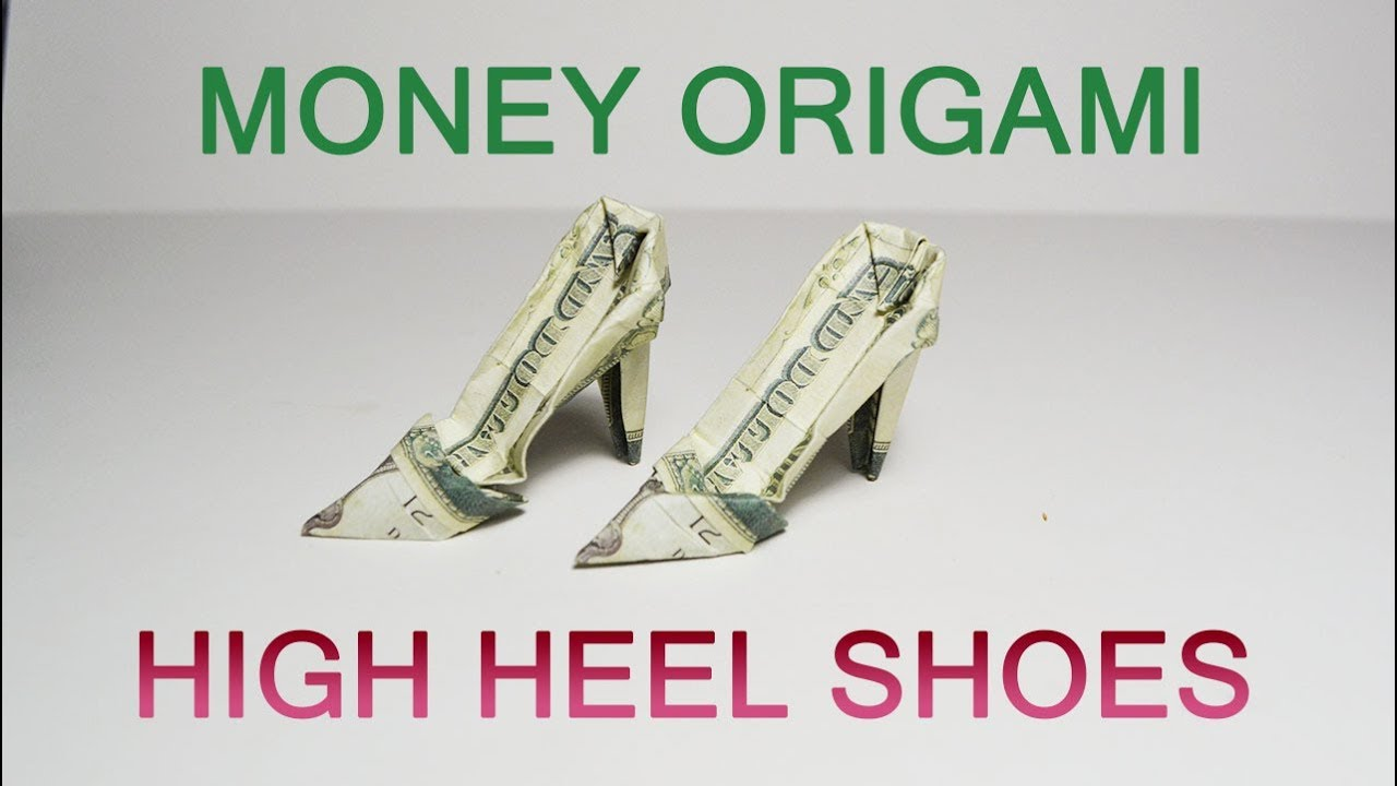 Money Origami Boot : 12 Steps - Instructables | 720x1280