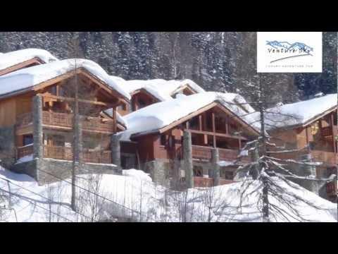 Luxury Ski Chalets, Ski Holidays in Sainte Foy French Alps - Venture Ski