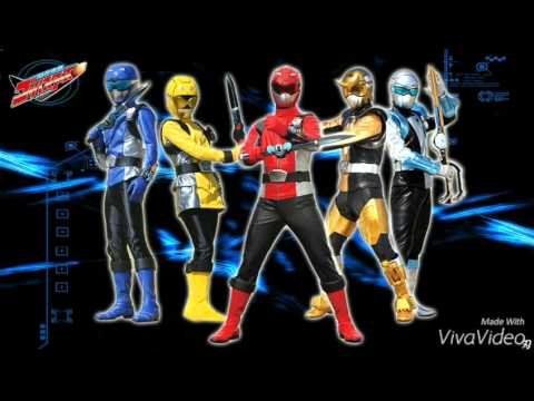 Go busters theme