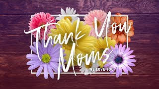 Planned : Mothers Day 2020 | Evident Church | Alicia Baker
