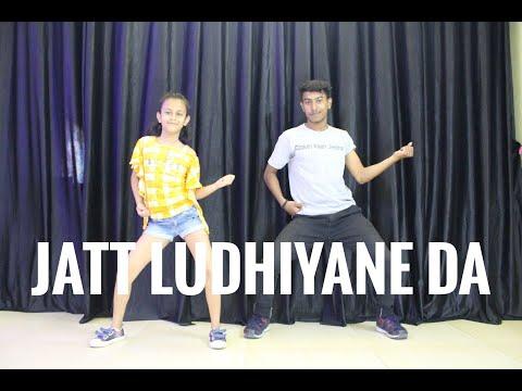 Jatt Ludhiyane Da -SOTY 2    Dance Cover By Sudev Kkh