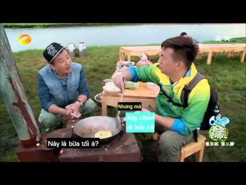 Bố Ơi Mình Đi Đâu Thế Bản Trung Quốc   Season 2  – Tập 10