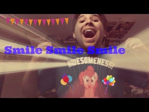 My Little Pony: Friendship is Magic - The Smile Song - Caleb Hyles (#WinterWrapUpWeek)