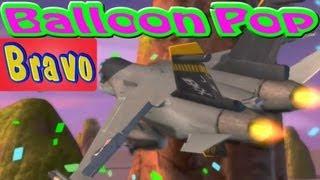 Wii U Disney Planes - Balloon Pop Platinum on China as BRAVO! By Disney Cars Toy Club