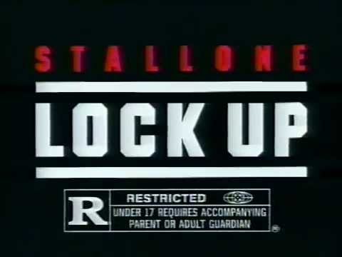 Stallone in Lock Up 1989 TV