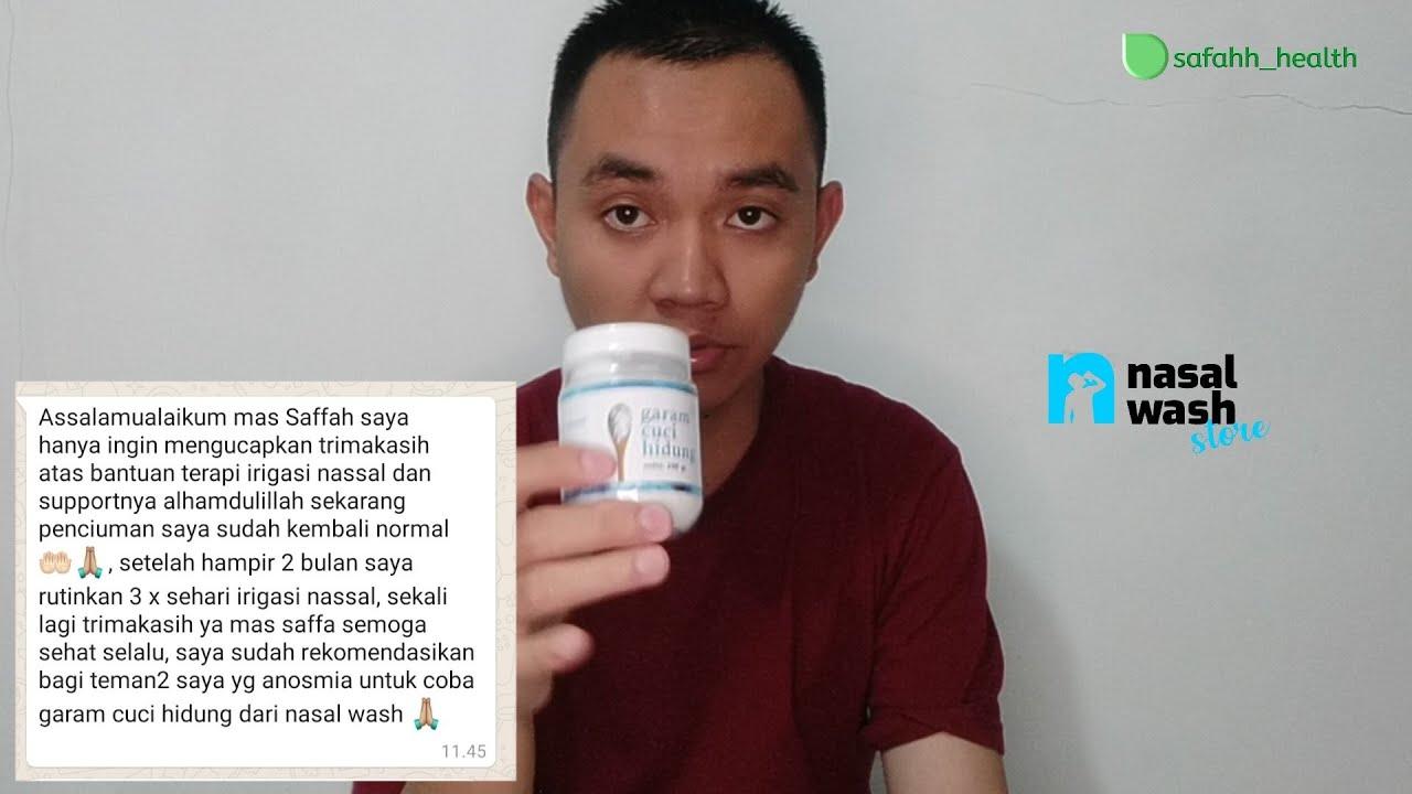 Sembuh Anosmia   Irigasi Nasal   Nasal Wash Store