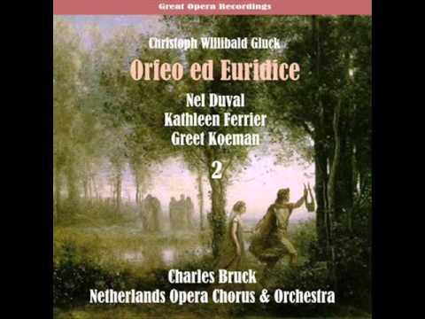 Orfeo ed Euridice: Act II, Scene 2,