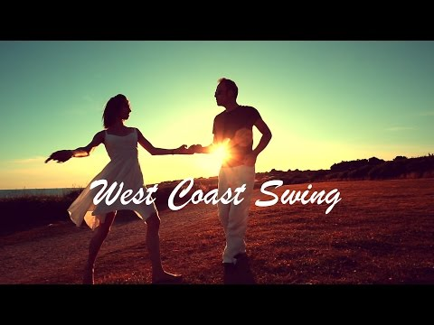 This is West Coast Swing