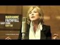 watch he video of marianne faithfull ooh baby baby ft Antony