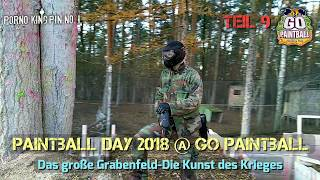 Go Paintball Adventure Park (Part 4│The Woodcage-Powerful Counter-Strike of the Enemy)