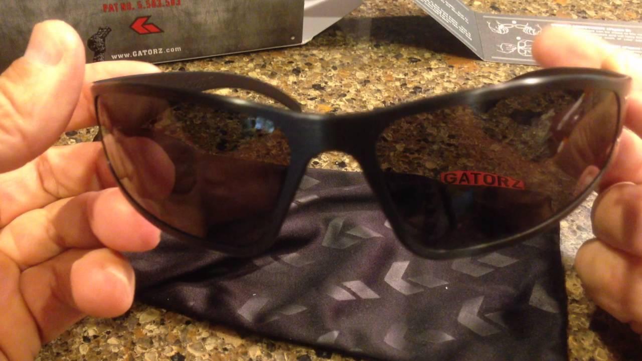 222f196523 Gatorz sunglasses review - YouTube