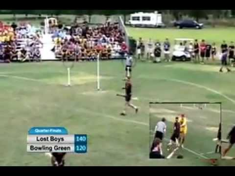 Lost Boys v BGSU World Cup VI Quarter Final