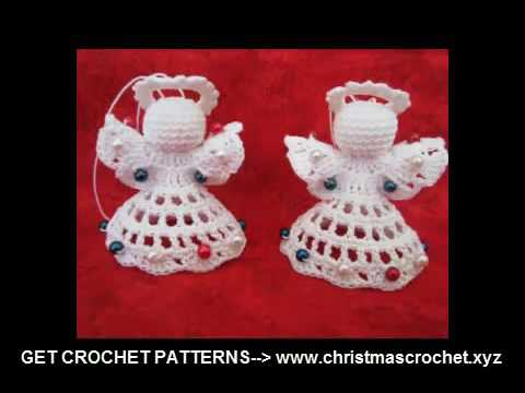 Crochet Christmas Ornaments For Beginners Beginners Crochet Patterns