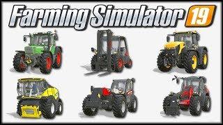 Farming Simulator 19 - Pokaz maszyn na oficjalnej stronie | (cz. 8)